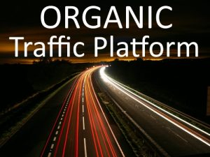 best organic traffic software on the internet